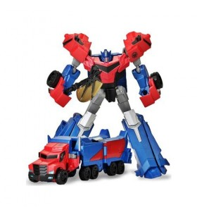 Transformers T-Warrior Optimus Prime Dönüşen Robot Araba - 9-83