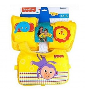 Fisher Price Kolluk & Köpük Can Yeleği Bestway - 93522