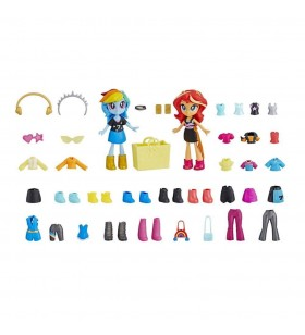 My Little Pony Equestria Girls Miniler Moda Seti - E3130-E4244