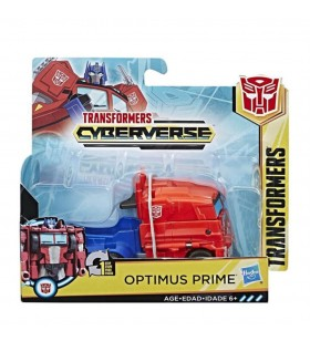 E3522-E3526 - TRANSFORMERS CYBERVERSE OPTIMUS PRIM