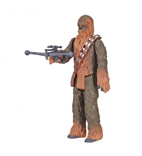 Star Wars Galaxy Of Adventures Figür Chewbacca - E5648-E5651