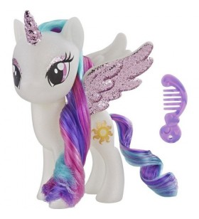 My Little Pony Simli Prenses Pony Celestia - E5892-E5964