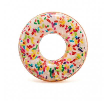 Serpme Donut Şişme Simit 114 Cm İntex - 56263
